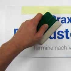 Folienbeschriftung Anbringen montageanleitung f 252 r klebeschriften myfolie