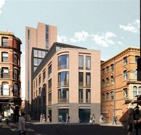 design house northern quarter plans for 13 storey northern quarter hotel that developers