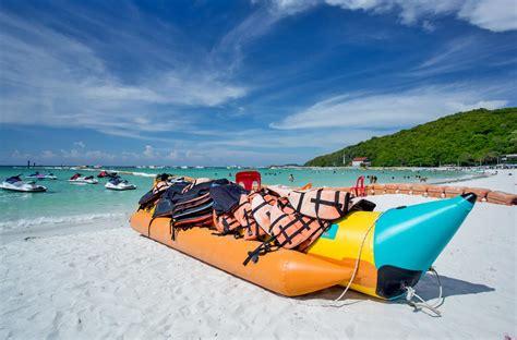 banana boat ride kenya best water sports activities for kids in pattaya