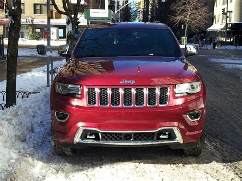2014 Jeep Grand Gas Mileage 2014 Jeep Grand Ecodiesel Diesel Suv Fuel