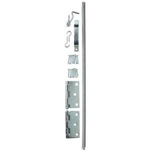 wright products galvanized screen door hardware set