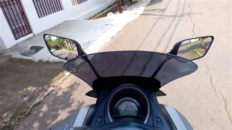tes bracket spion  nmax fa design youtube