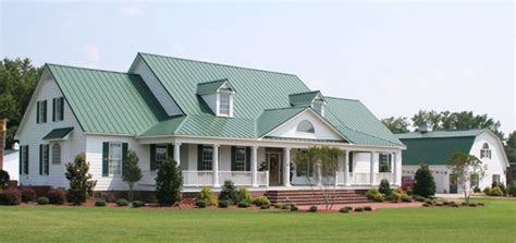 Can You Paint A Tin Roof A Different Color - photo gallery metal roofing for residential and