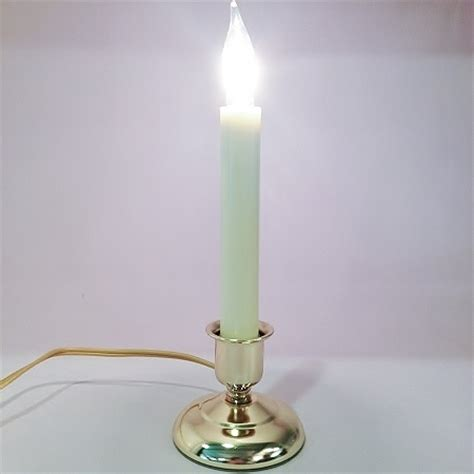 automatic window candle lights window candle cape cod electric light brass on