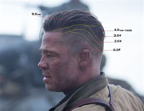 brad pitt s fury haircut a stylish undercut gallery fury haircut feel free to share your experience i was