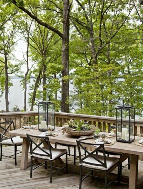outdoor dining room ideas 25 best ideas about outdoor dining tables on pinterest