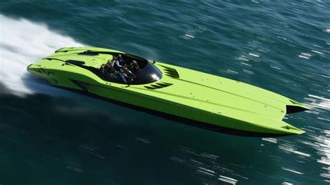 buy  lamborghini aventador speed boat top gear