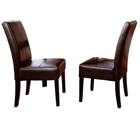best dining room chairs top 10 best leather dining room chairs 2017 reviews