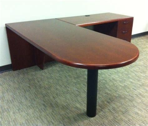 used l shaped office desk used office desks kimball l shaped office desks at