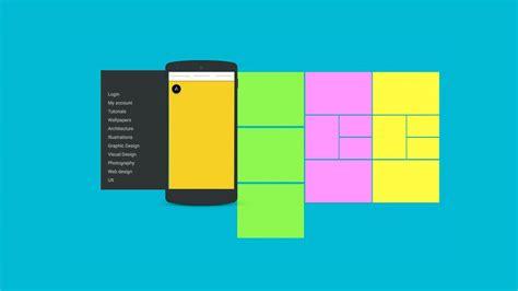 design app with gps material design abduzeedo