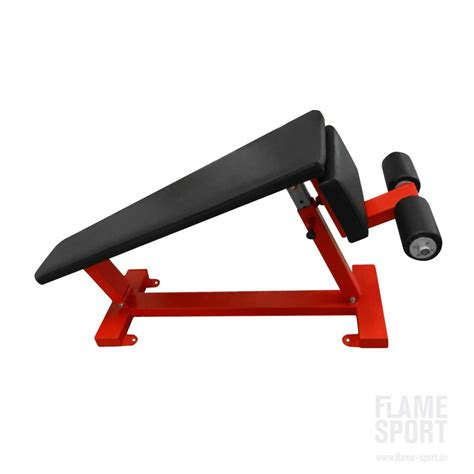 sit ups bench adjustable sit up bench 1e declined flame sport