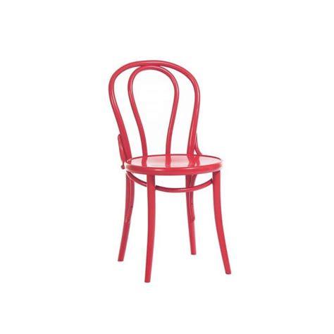 chaises de bistrot chaise en bois style bistrot 18 4 pieds tables