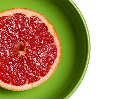 Grapefruit Detox Plan by Cleaning For The Soul