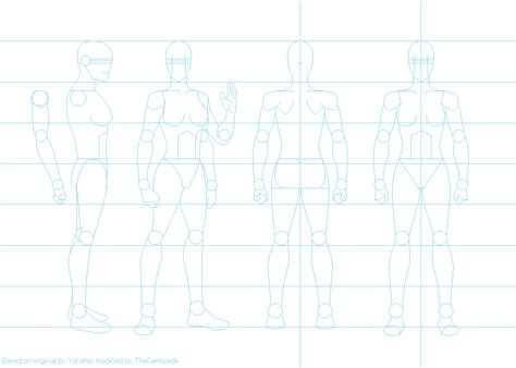 Pixel Art Turnaround Template Female By Thecentipede On Deviantart Sheets Pixel Template