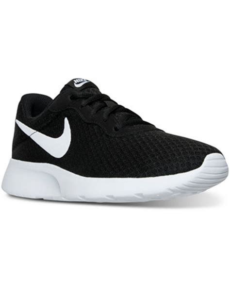 casual nike sneakers nike s tanjun casual sneakers from finish line