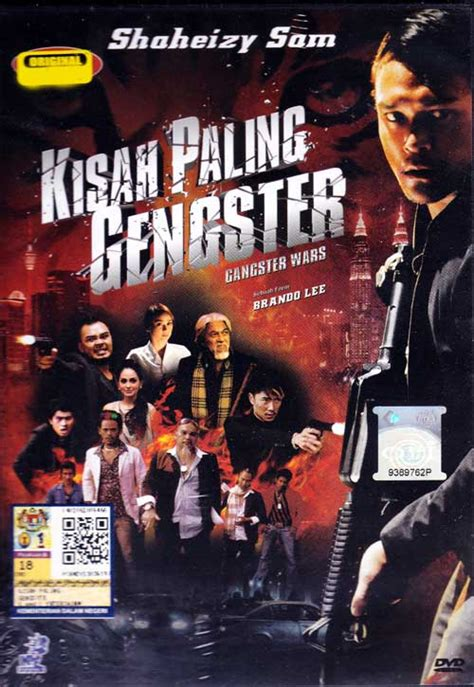 film kisah nyata cina kisah paling gangster dvd malay movie 2013 cast by