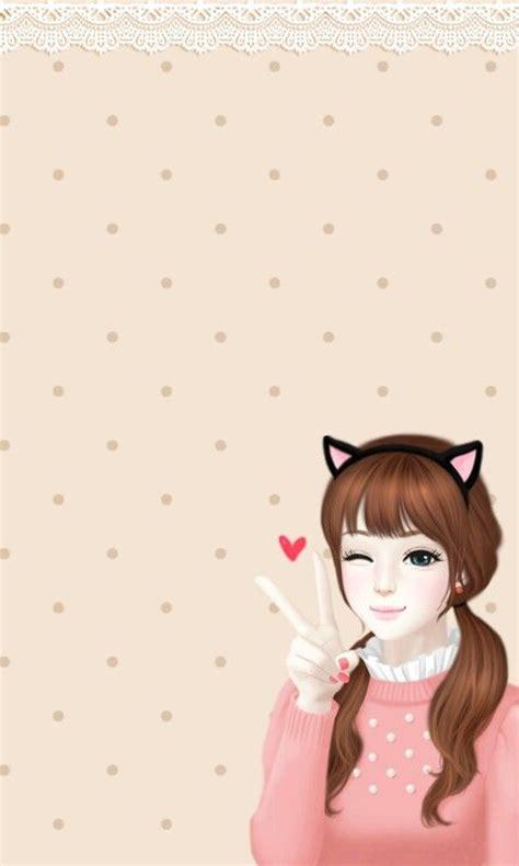 imagenes kawaii coreanas wallpapers de chicas chinas エナケイ enakei pinterest