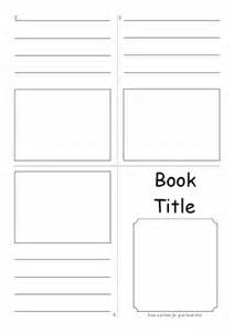 writing a book template word writing frames and printable page borders ks1 ks2
