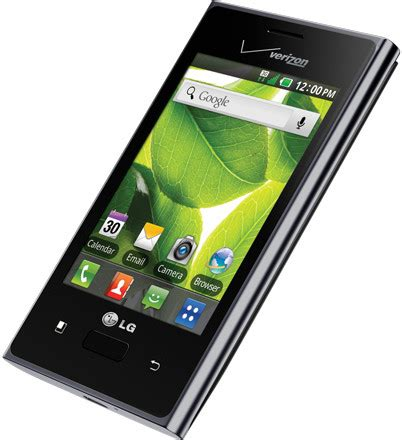 Hp Lg Optimus Zone Vs410 Lg Optimus Zone Vs410 Specs And Price Phonegg