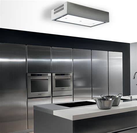 island kitchen hoods recirculating island cooker extractair