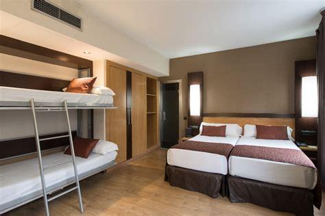 habitacion barcelona habitaciones familiares catalonia hotels resorts