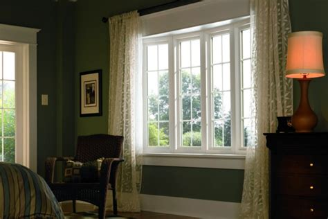 bay or bow window replacement bay windows bow windows simonton windows