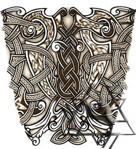 Nordic Design 17 best ideas about viking tattoo sleeve on pinterest