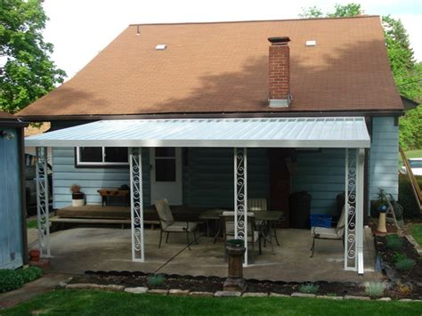 porch awnings for home aluminum aluminum porch awning aluminum awnings for porches