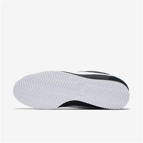 Sepatu Nike Cortez Black Textile jual sepatu sneakers nike wmns classic cortez premium xlv