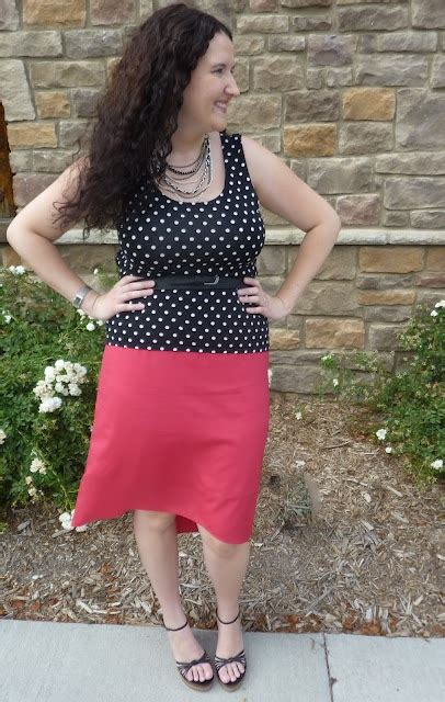 Top Polkadot Another 374 best images about hi low skirt on stylish mint skirt and skirts