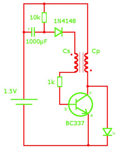 joules de capacitor joules de capacitor 28 images 1 5v high power joule thief without using any toroid resistor