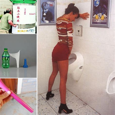 girls in public bathroom 1pc portable women urinal toilet stand up pee urine