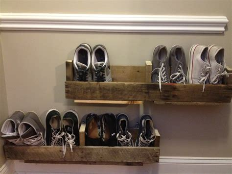 best diy rack shoes ideas to improve the neatness of your