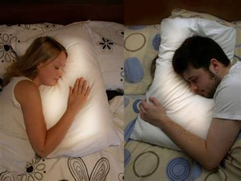 Long Distance Pillow Meme - this pillow glows when your long distance partner goes to