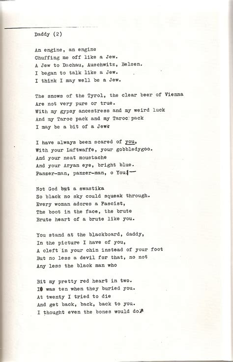 Plath Poem by Plath S Principles Of Literary Study Poetry