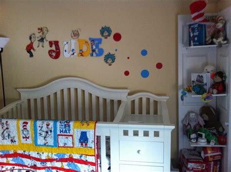 Dr Seuss Crib by Dr Seuss Cat In Hat Nursery Project Nursery