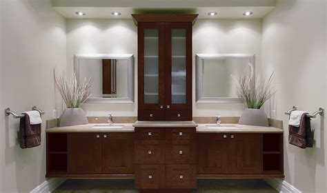 bathroom cabinets calgary cabinet solutions