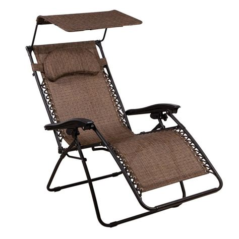 Chair Zero Gravity by Zero Gravity Chair Oversized Lounge Chair With Canopy By