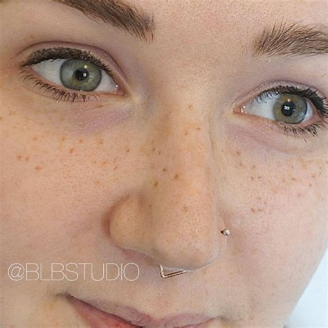 freckles tattoo on nose freckle tattoos are a thing and here s 20 awesome