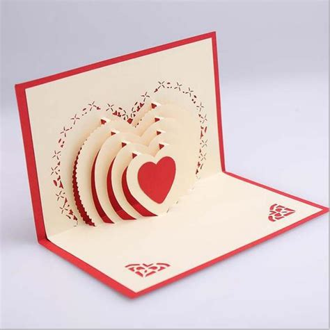 3d Wedding Card Template by Birthday Gift Cards 3d Wedding Invitations Card