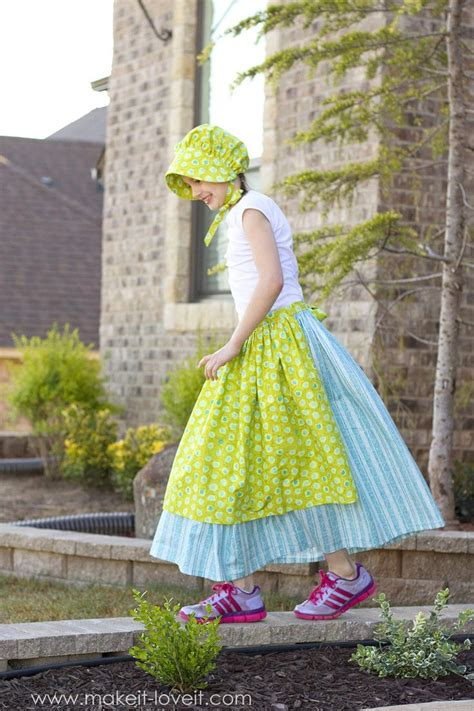 simple and clever diy costumes prairie pointe 43 best pioneer clothing images on pioneer