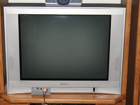Tv Toshiba Flat 32 toshiba 32 quot flat screen crt tv excellent condition pi