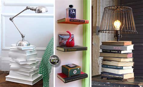 idee riciclo casa riciclo creativo libri 28 idee da copiare