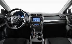 Toyota 2015 Interior 2015 Toyota Camry Xse Interior Photo