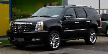 Cadillac Escalade Wiki File Cadillac Escalade 6 2 V8 Platinum Iii