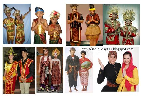 Baju Adat Daerah Jawa gambar dan nama baju adat daerah di 34 provinsi seni budaya