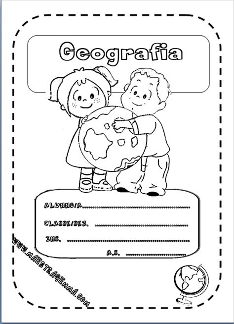 cornici quaderni scuola primaria copertina di inglese