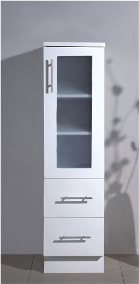 bathroom freestanding storage cabinets china practical free standing white color mdf bathroom