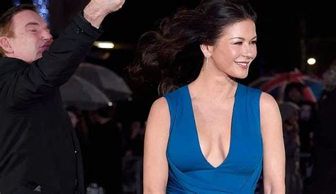 68 catherine zeta jones wardrobe malfunction