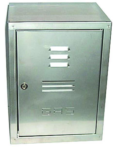 contatore gas interno armadio per bombole tecnogas